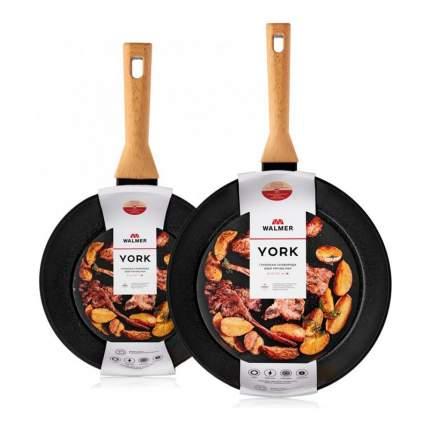 Набор Walmer York: сковороды 20 см + 28 см, W34192028