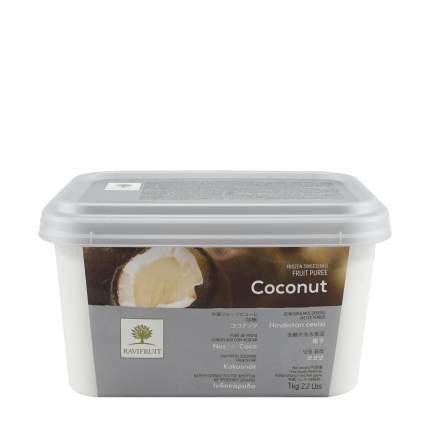 Пюре из кокоса Ravifruit замороженное с добавление сахара 1 кг