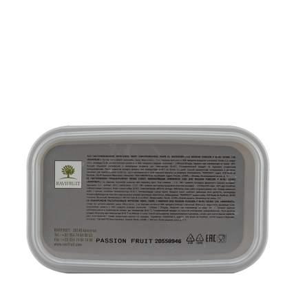 Пюре из маракуйи Ravifruit замороженное с добавление сахара 1 кг