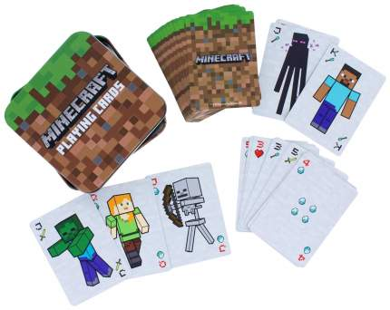 Игральные карты Paladone Minecraft PP6587MCF