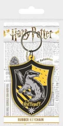 Брелок Pyramid Harry Potter - Hufflepuff Shield RK38694C
