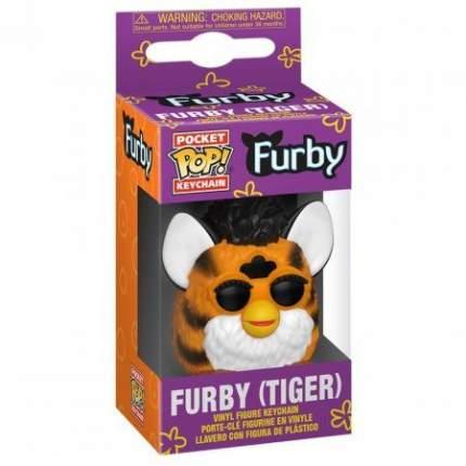 Брелок Funko Furby - Pocket POP! - Furby (Tiger) 52158-PDQ