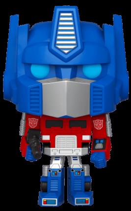 Фигурка Funko POP! Retro Toys Transformers: Optimus Prime