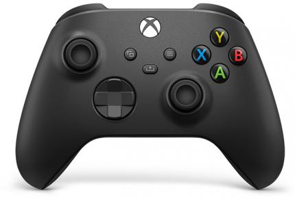 Геймпад Microsoft Xbox One/Series X|S Wireless Controller Carbon Black
