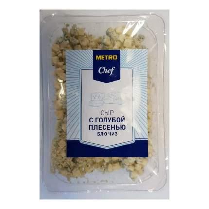 Сыр мягкий Metro Chef Блю Чиз с голубой плесенью 56% бзмж 500 г