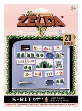 Набор магнитов Pyramid The Legend of Zelda: Retro (20 шт)