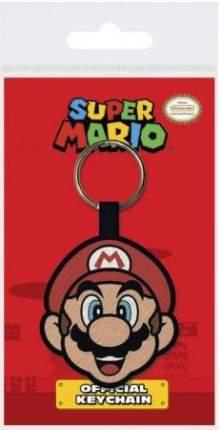 Брелок Pyramid Super Mario - Mario Face V2 WK39083