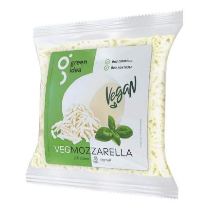 Сырный продукт Green Idea Моцарелла 24% 200 г
