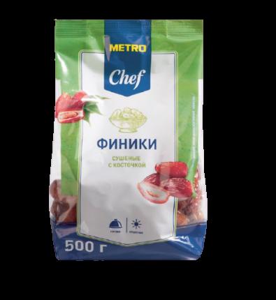 Финики Metro Chef с косточкой 500 г