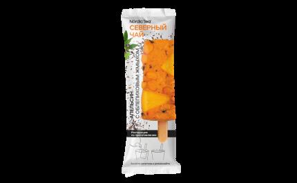 Фруктово-ягодный чай Nordic Tea Северный чай апельсин-облепиха замороженный 50 г