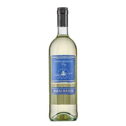 "Вино ст. бел. сух. ""Маркезини"" 0,75"