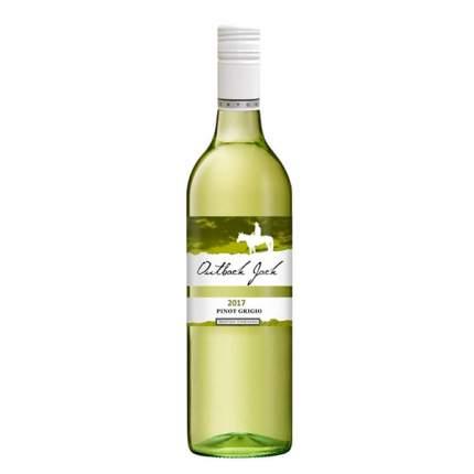 "Вино Бертон Пино Гриджио"" бел.сух. 0,75"