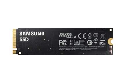 Внутренний SSD накопитель Samsung 980 500GB (MZ-V8V500BW)