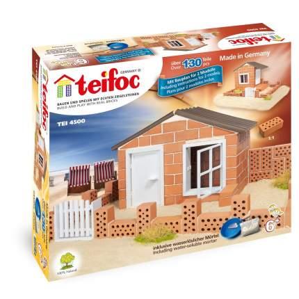Строительный набор Летний домик, 130 деталей, 2 модели
