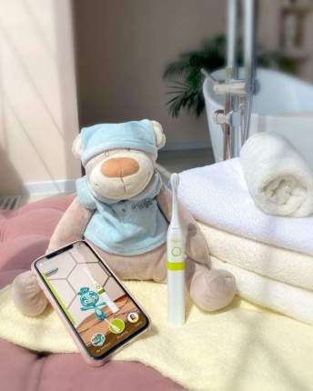 Сменная насадка к зубной щетке Agu baby smart kids toothbrush, 2 шт.