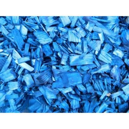 Щепа декоративная ДК синяя 60л (1 шт.)
