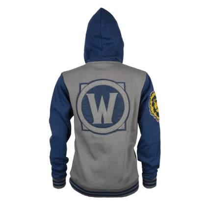 Худи Blizzard World of Warcraft Alliance Varsity (XL)