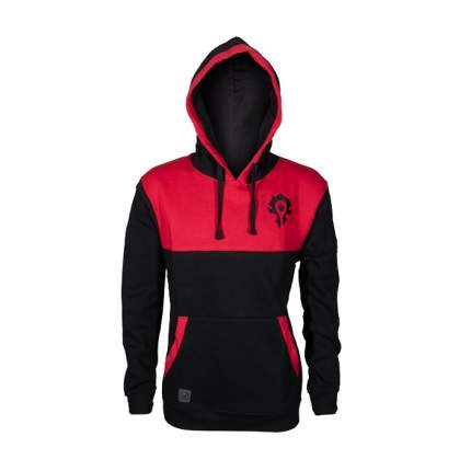 Худи Blizzard World of Warcraft Horde to the End Pullover (M)