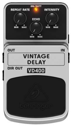 Педаль аналоговой задержки Behringer VD400