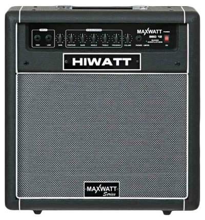 Комбоусилитель Hiwatt MAXWATT B60/12 для бас-гитары