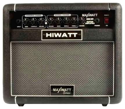 Комбоусилитель Hiwatt MAXWATT G20R для электрогитары