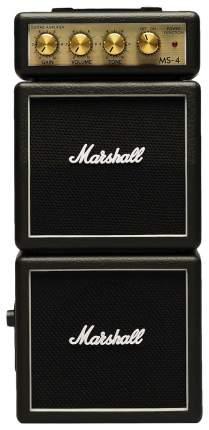 Комбоусилитель Marshall MS-4 MICRO STACK транзисторный
