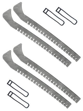 Набор зимний: Чехлы для коньков серые - 2 шт.