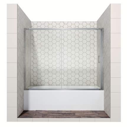 Шторка для ванны Ambassador Bath Screens 16041104, с раздвидной дверью, 150 см