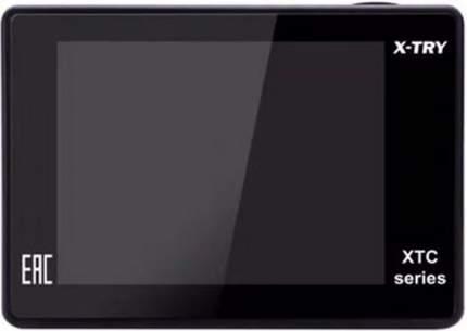Видеокамера экшн X-TRY XTC166 NEO ACСES KIT 4K WiFi