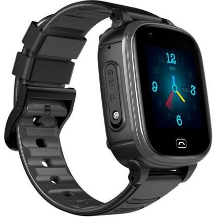 Детские смарт-часы JET KID Vision 4G Black/Grey
