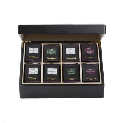 Подарочный набор чая Dammann Freres Les Sachets Cristal 48 пакетиков в шкатулке