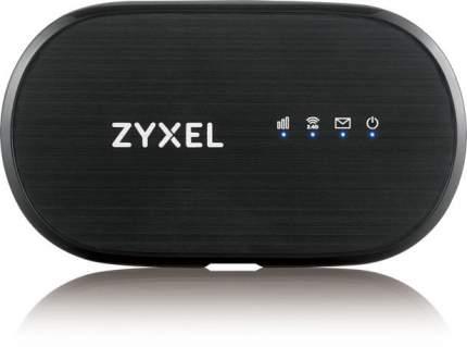 Мобильный роутер Zyxel WAH7601 Black