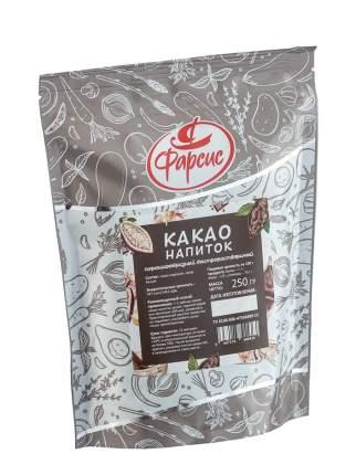 ФАРСИС Какао-напиток порошкообразный быстрорастворимый 250 г