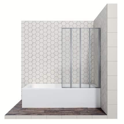 Шторка для ванны Ambassador Bath Screens 16041110R, со складывающимися дверями, 90 см