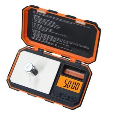 Весы ювелирные защищенные UNIWEIGH UF200H Orange от 0,01 гр до 200 гр