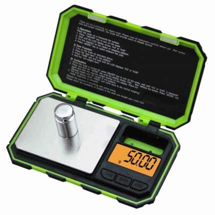 Весы ювелирные защищенные UNIWEIGH UF200H Green от 0,01 гр до 200 гр