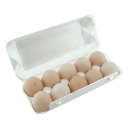 Яйцо куриное Красногорка C0 10 шт