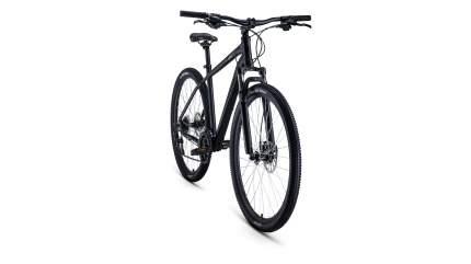 """Велосипед Forward Apache 29 3.2 Disc 2021 21"""" черный матовый/черный"""