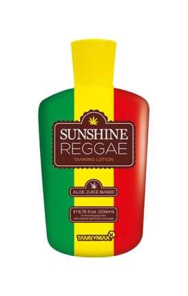 Крем для загара в солярии TANNYMAXX 6th Sense Sunshine Reggae 200 мл