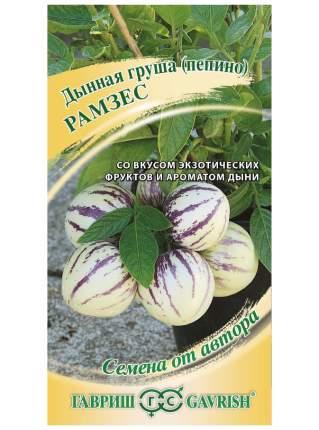 Семена декоративных овощей Гавриш Пепино Рамзес 5 шт.