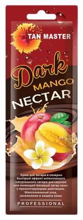 Крем для загара в солярии Tan Master Dark Mango Nectar 15 мл
