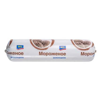 Мороженое Aro с заменителем молочного жира шоколад 1 кг