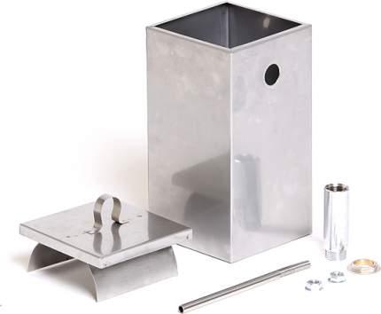 Генератор дыма для холодного копчения Инвент Групп объем 2.4л нержавеющая сталь