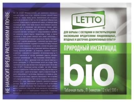 Табачная пыль Летто для борьбы со слизьнями и улитками, отпугивания грызунов, 500г, А-5076