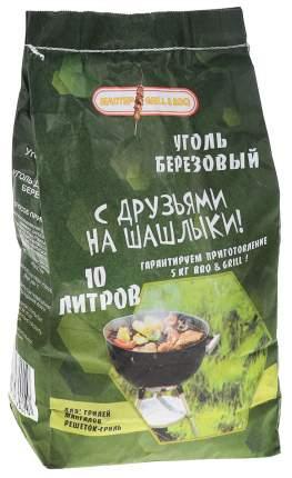 Уголь древесный УгольФорест ТДД31034 1,4 кг