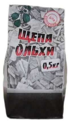 Щепа для копчения ольховая УгольФорест 0,5 кг