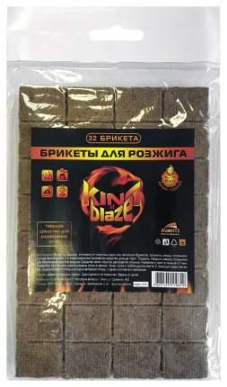 Брикеты для розжига древесные King of Blaze КВ-829 32 шт.
