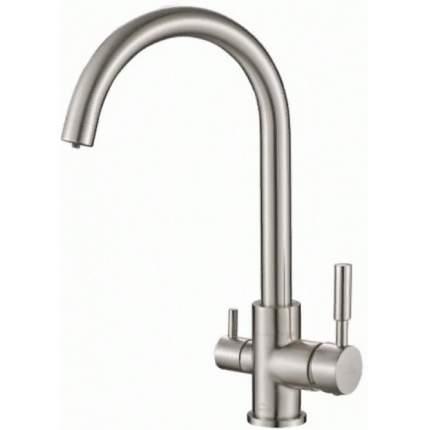 Смеситель для кухни под фильтр Steel Hammer SH 713 SATIN
