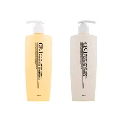 Набор шампунь+кондиционер для волос Esthetic House v2.0 с протеинами 500+500 мл