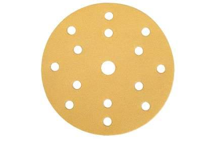 Абразив Mirka Gold (Мирка), диски 125 мм, 8 отверстий, зерно P 120, 50 шт./уп
